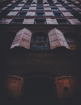 Free stock photo of dark, building, vintage, architecture