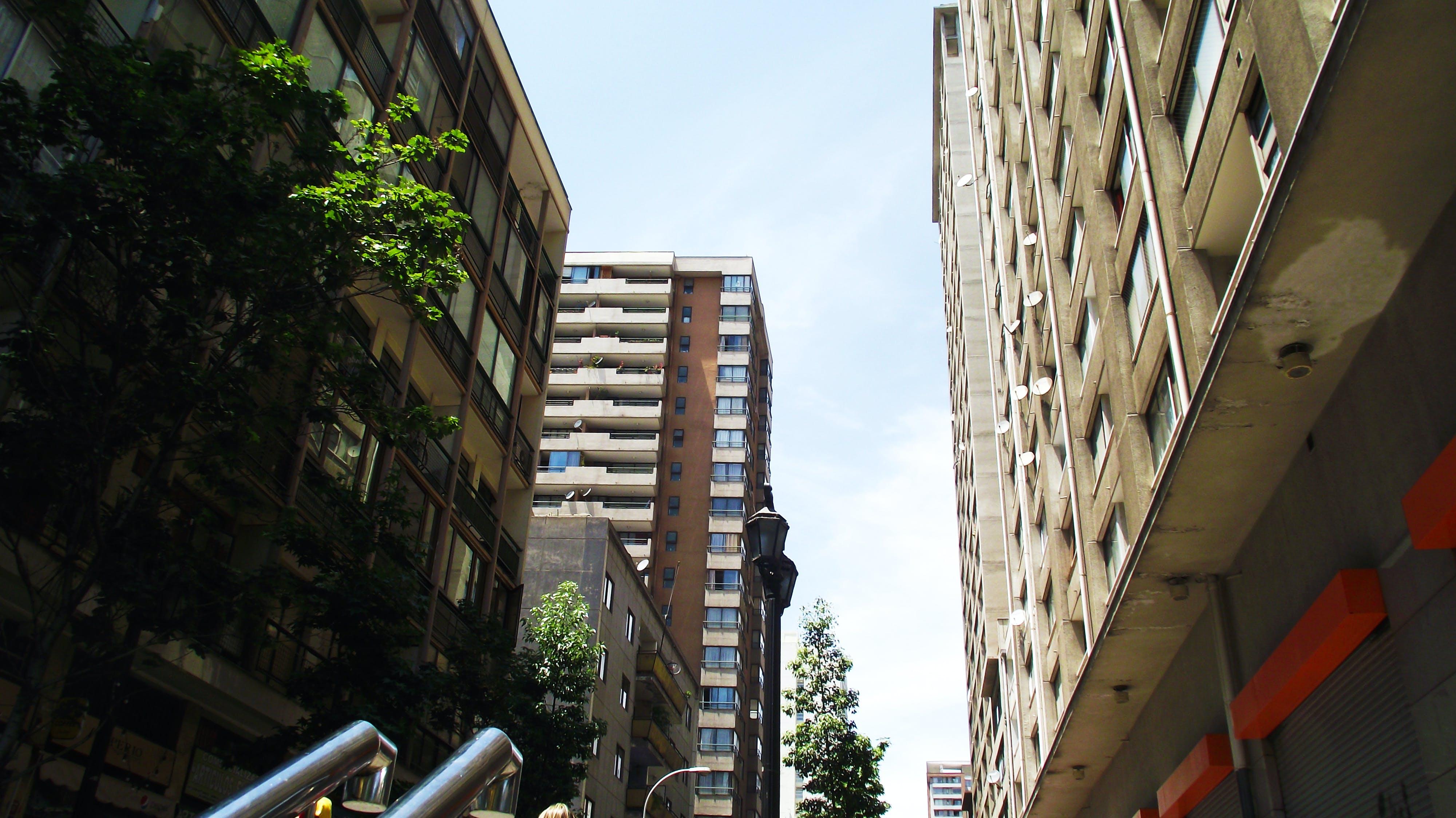 Free stock photo of sky, architecture, subway