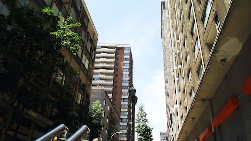 Fotos de stock gratuitas de arquitectura, cielo, subterraneo