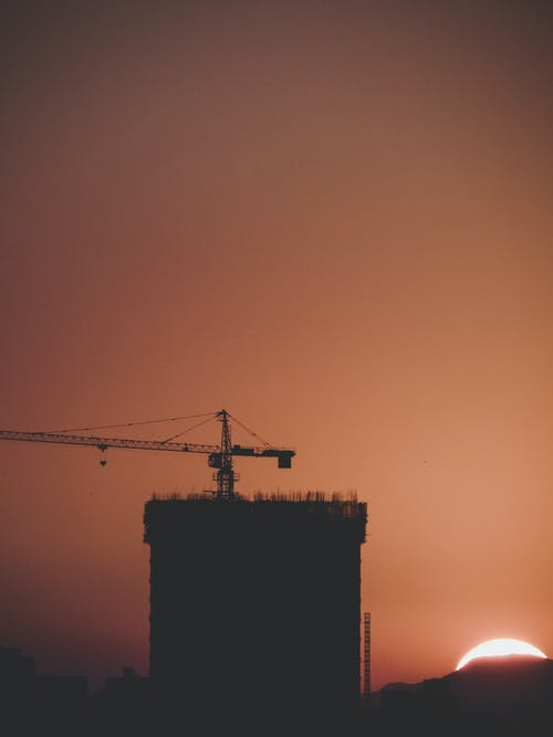 Free stock photo of architecture, back lit, building exterior