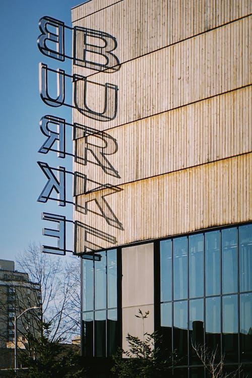 Základová fotografie zdarma na téma architektura, budova, značení