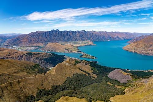 Gratis stockfoto met adembenemend, akaroa haven, altitude, avontuur
