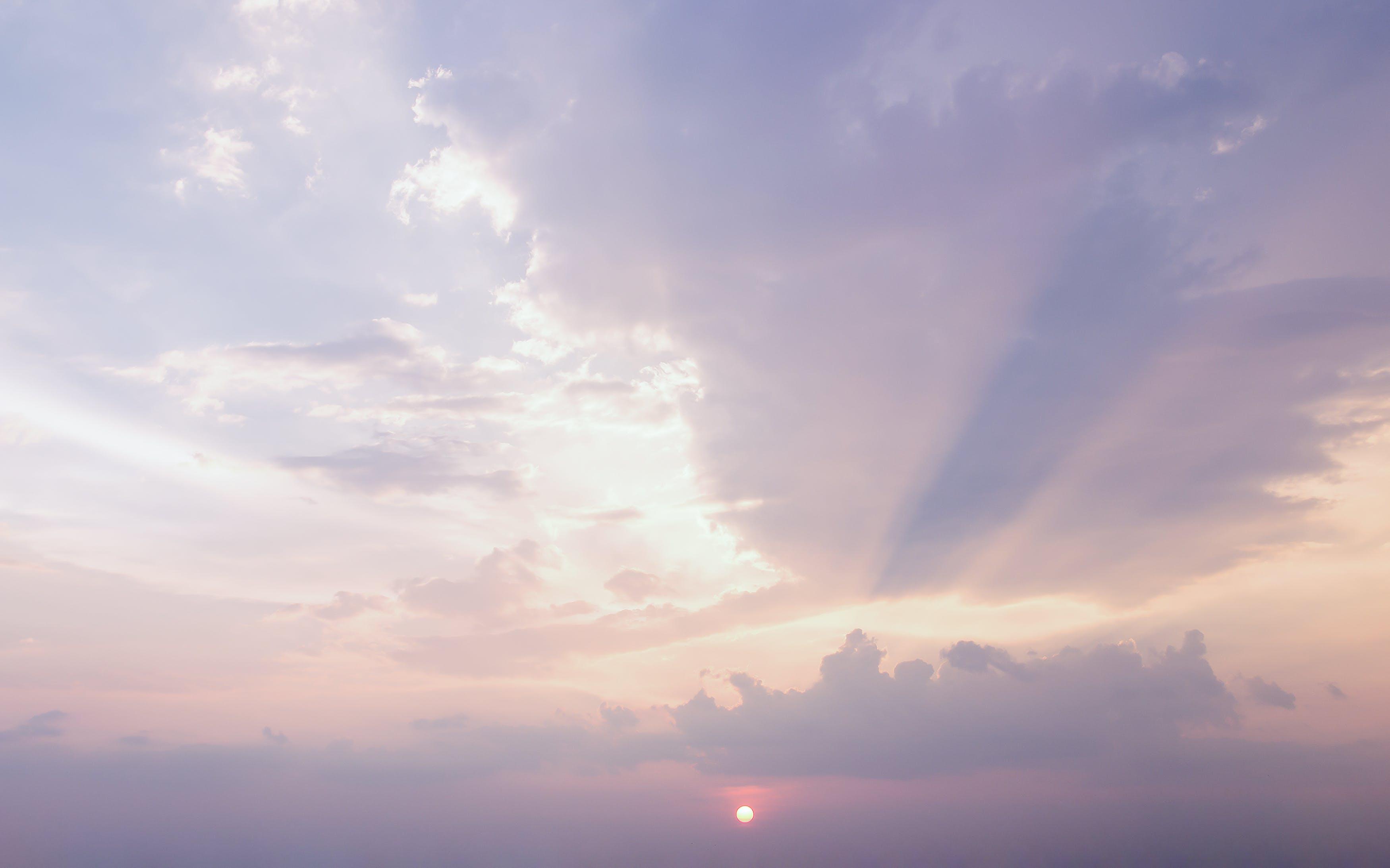 Kostenloses Stock Foto zu abendhimmel, dämmerung, himmel, hintergrundbilder