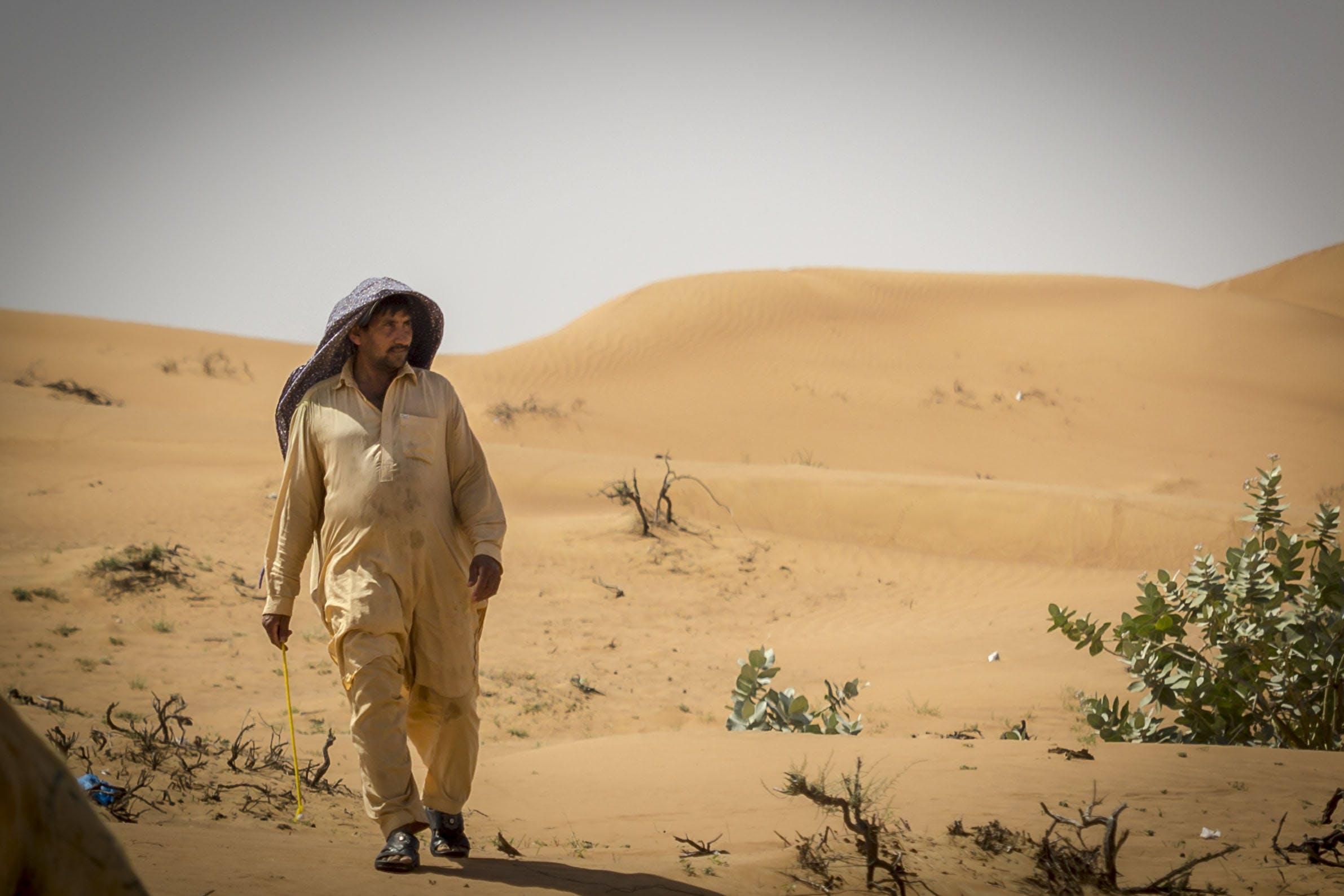 Kostenloses Stock Foto zu alleinig, caldo, deserto, dubai