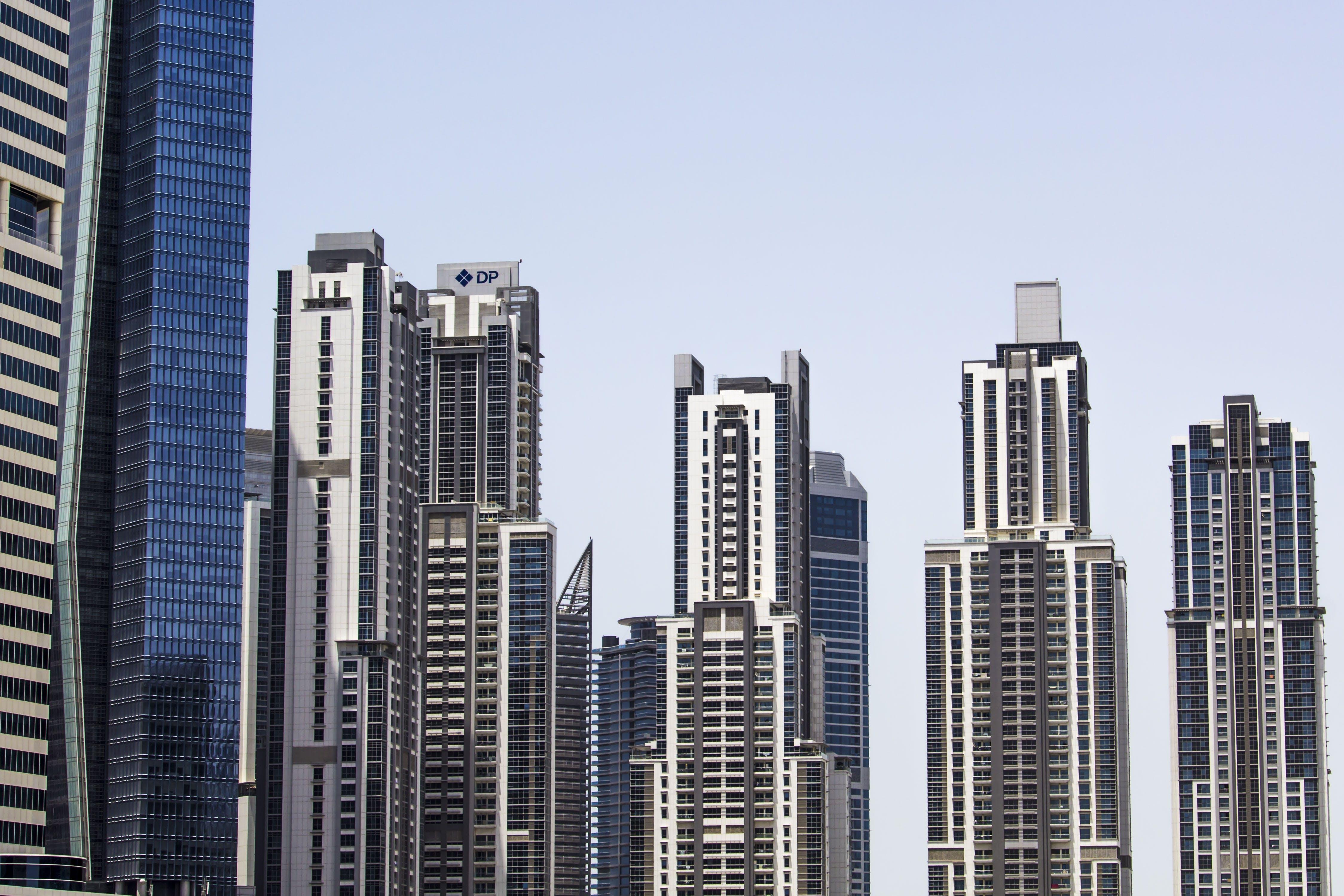 Darmowe zdjęcie z galerii z architektura, budynki, drapacze chmur, futurystyczny