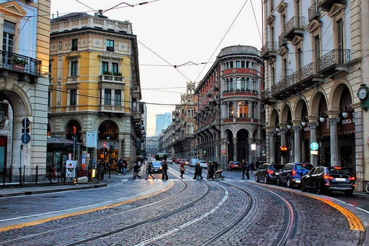 Free stock photo of city, torino, italia, Vecchio