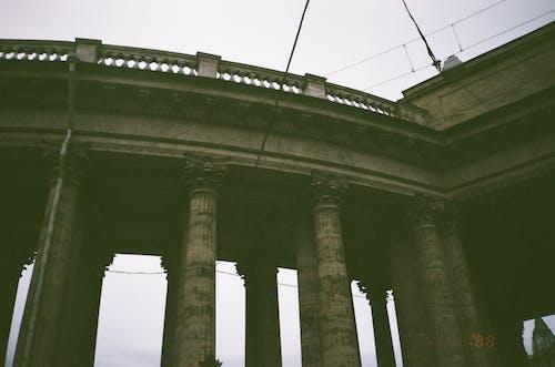Gratis stockfoto met 35 milimeter, 35 mm film, analoge fotografie, architectuur