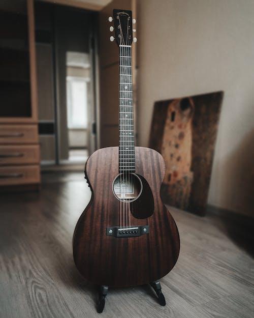 Ảnh lưu trữ miễn phí về đàn ghi ta, guitar acoustic, nhạc cụ, nhạc cụ dây