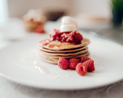 Fotos de stock gratuitas de comida, crepe, delicioso, desayuno
