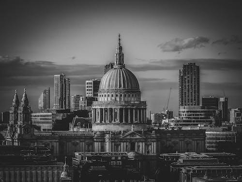 Free stock photo of city of london
