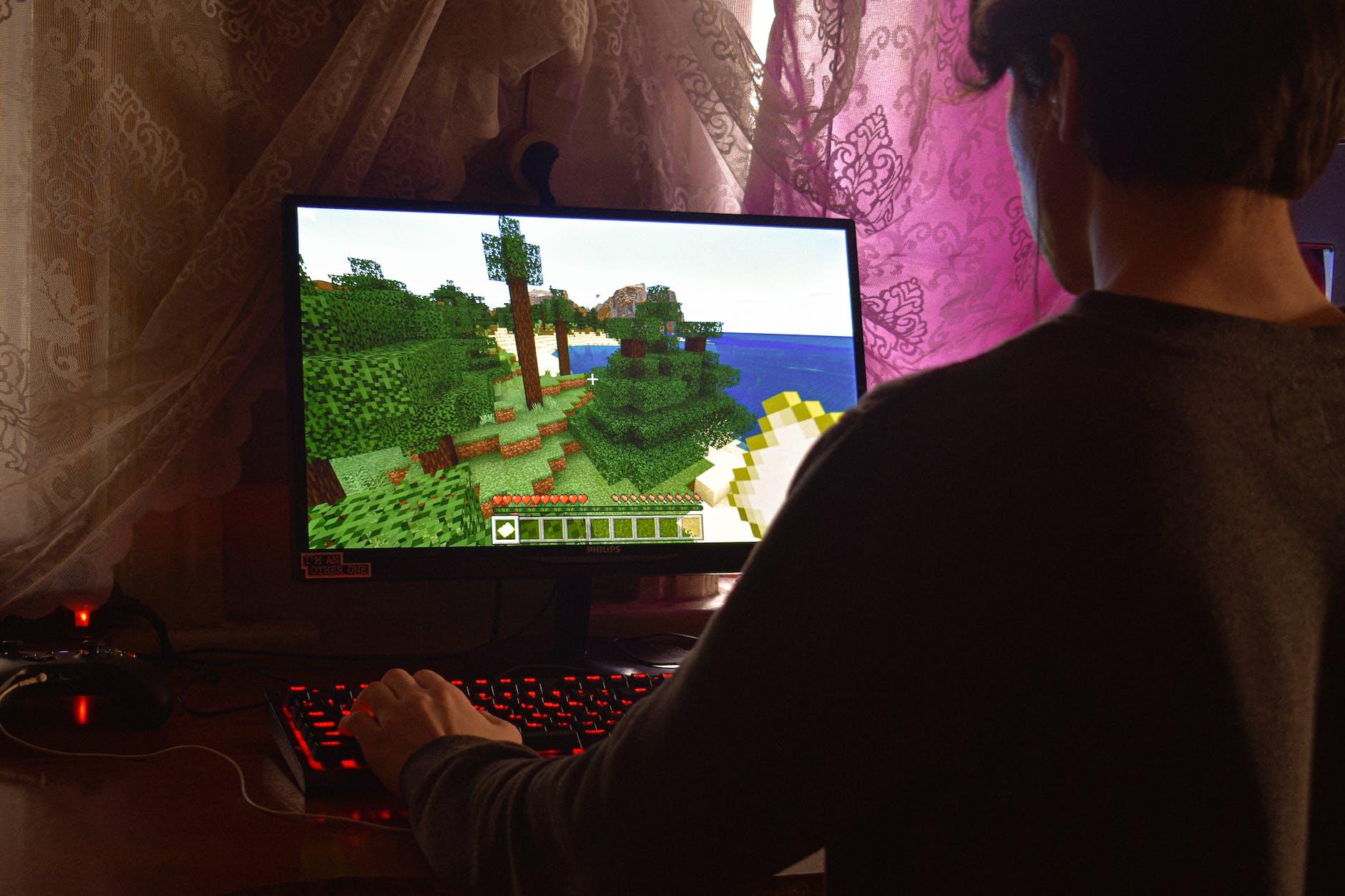 Smurfing gaming