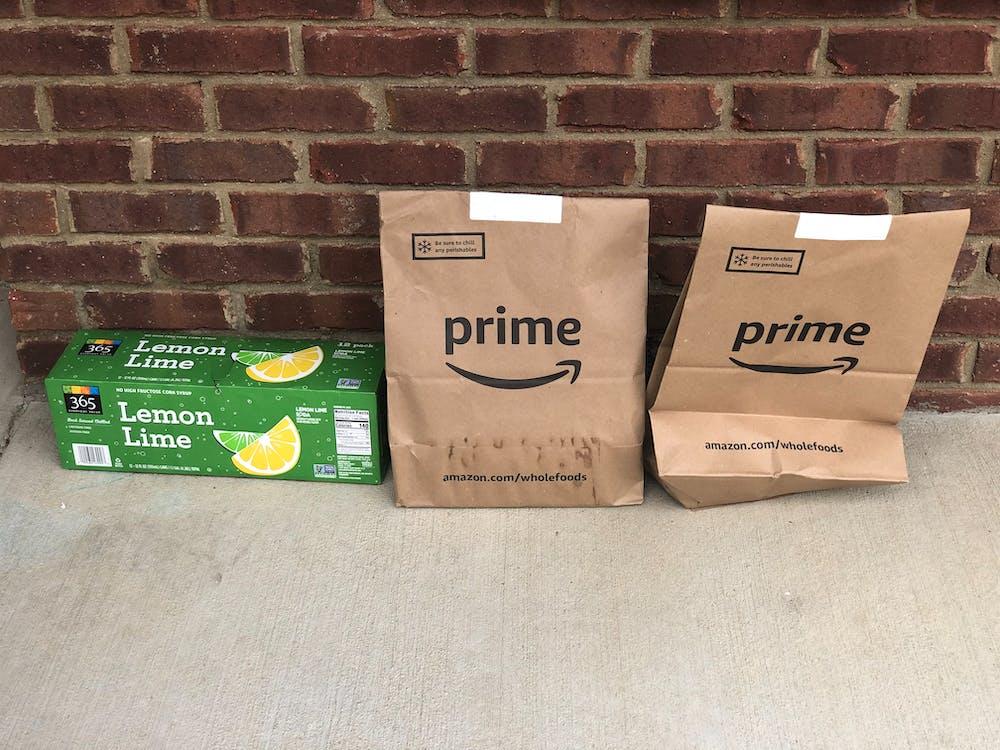 Fotos de stock gratuitas de bolsas de papel, caja, entrega