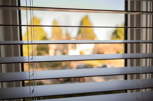Free stock photo of blinds, home, life at home, neighborhood