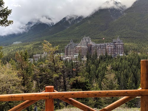 Free stock photo of banff, beautiful, hotel