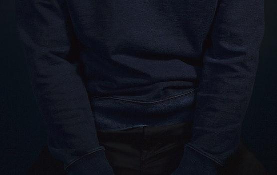 Free stock photo of fashion, blue, dark, lighting