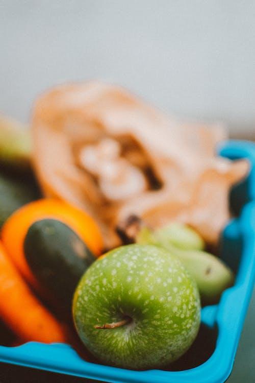 Darmowe zdjęcie z galerii z apple, chrupki, jabłko, martwa natura