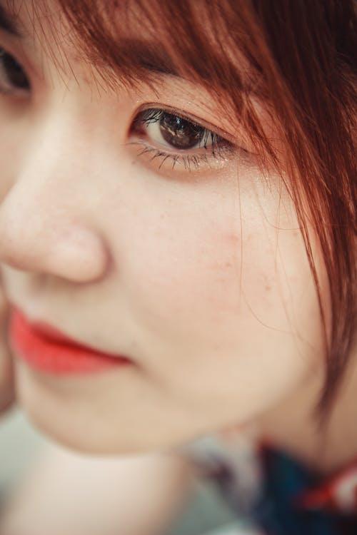 Free stock photo of ao dai, asian girl, asian woman, baeutiful eyes