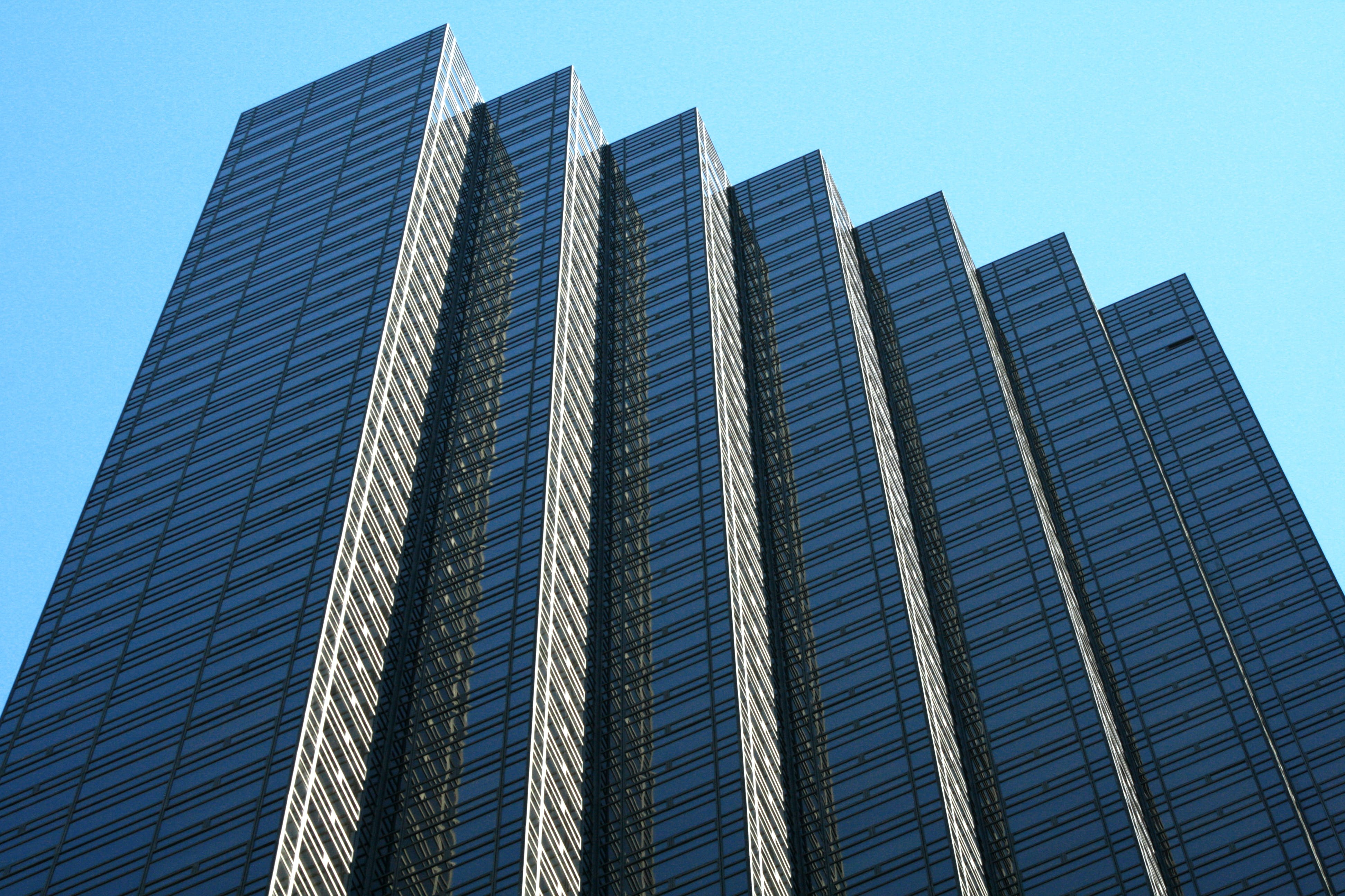Low-angle Photograph of High-rise Building