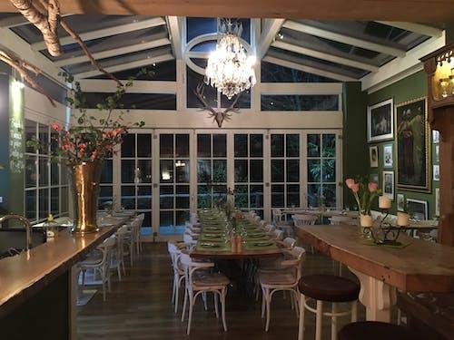 Foto d'estoc gratuïta de posada de camp, restaurant