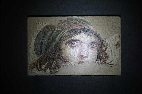 Free stock photo of Çingene Kızı, gaziantep, Gypsy Girl, museum