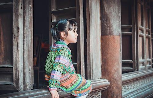Foto d'estoc gratuïta de aparença, Àsia, costat, costum