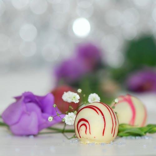 Imagine de stoc gratuită din ciocolată, fotografie alimentară, fotografie de aproape, macro