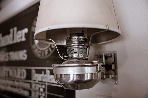 Free stock photo of equipment, lamp, train, train station