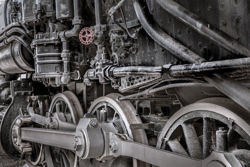 Free stock photo of equipment, train, train station, vintage