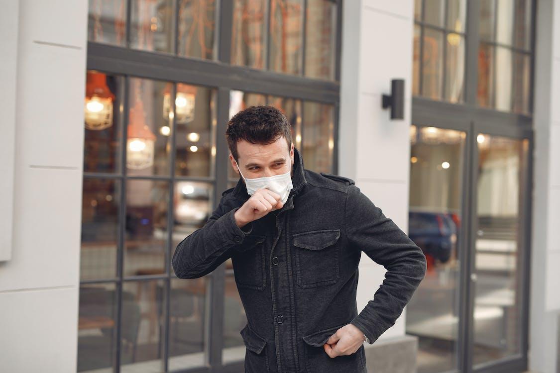 Бесплатное стоковое фото с covid-19, кашель, коронавирус
