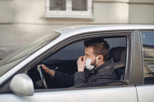 adam, araba, araç, araç kullanmak içeren Ücretsiz stok fotoğraf