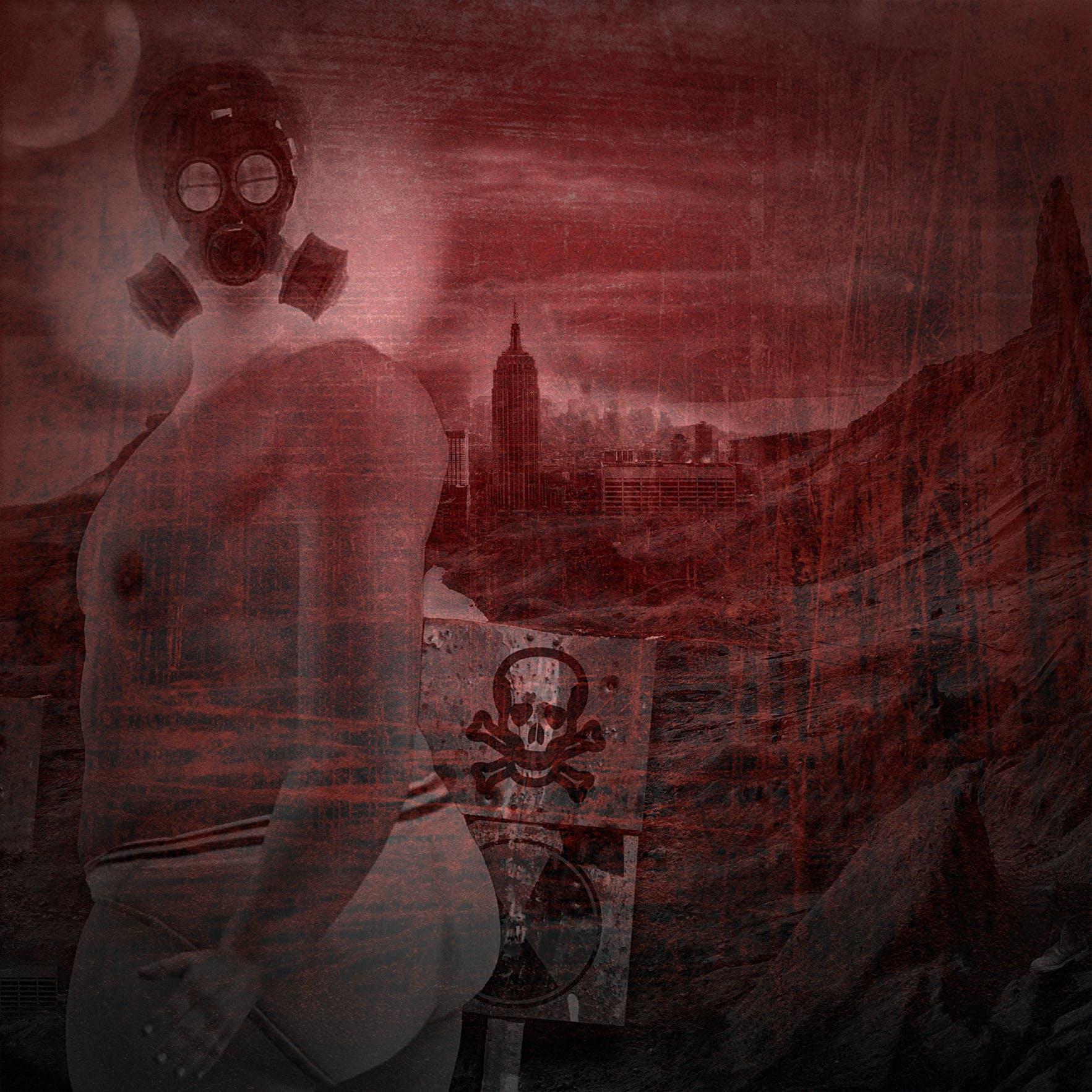 Free stock photo of apocalyptic