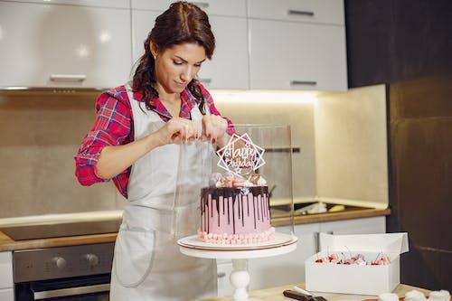 Immagine gratuita di avvolgere, biscotto, chef, compleanno