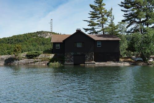 小屋, 艙 的 免费素材照片