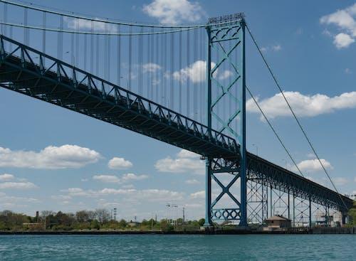 底特律, 橋 的 免费素材照片