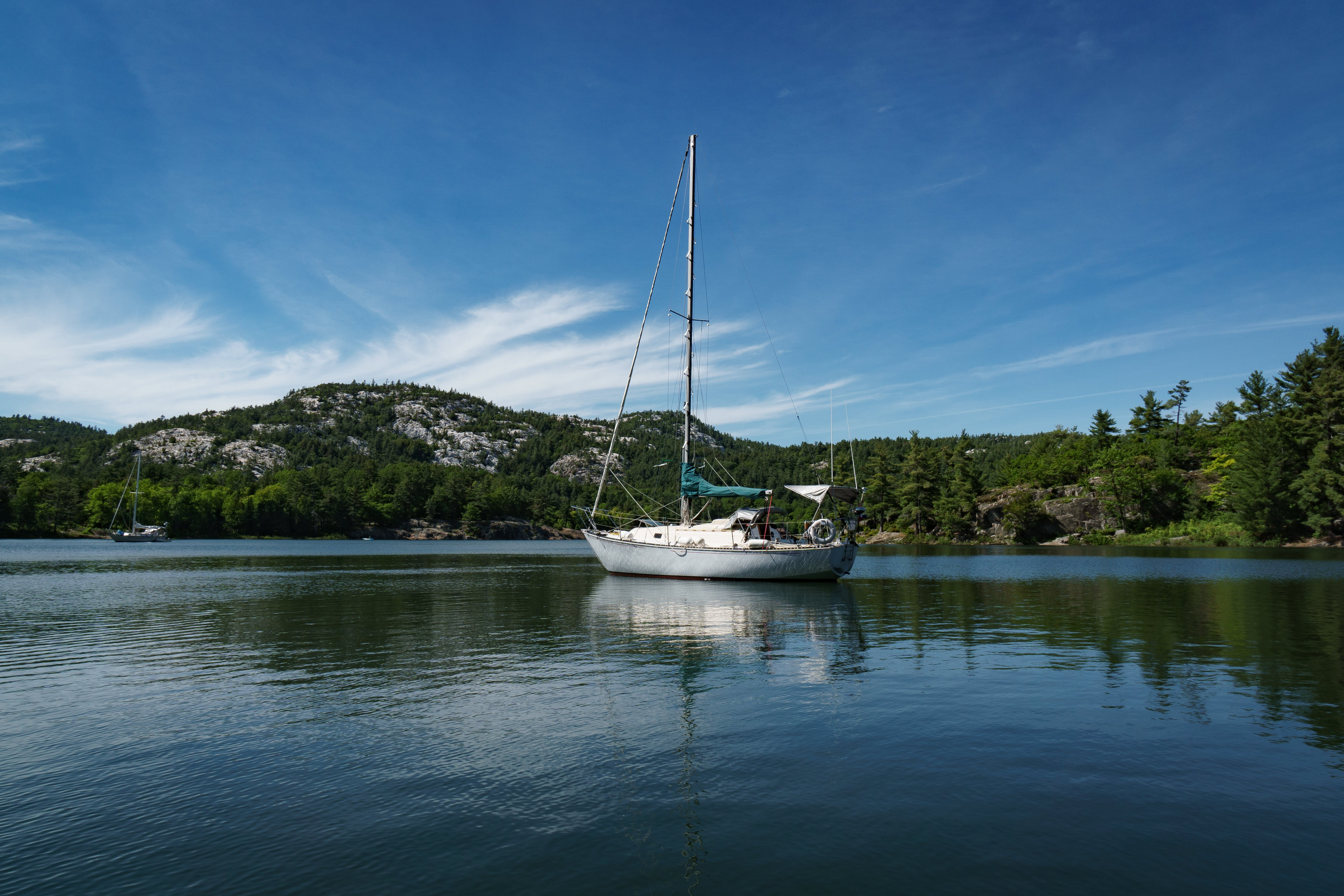 Fotos de stock gratuitas de barco de vela