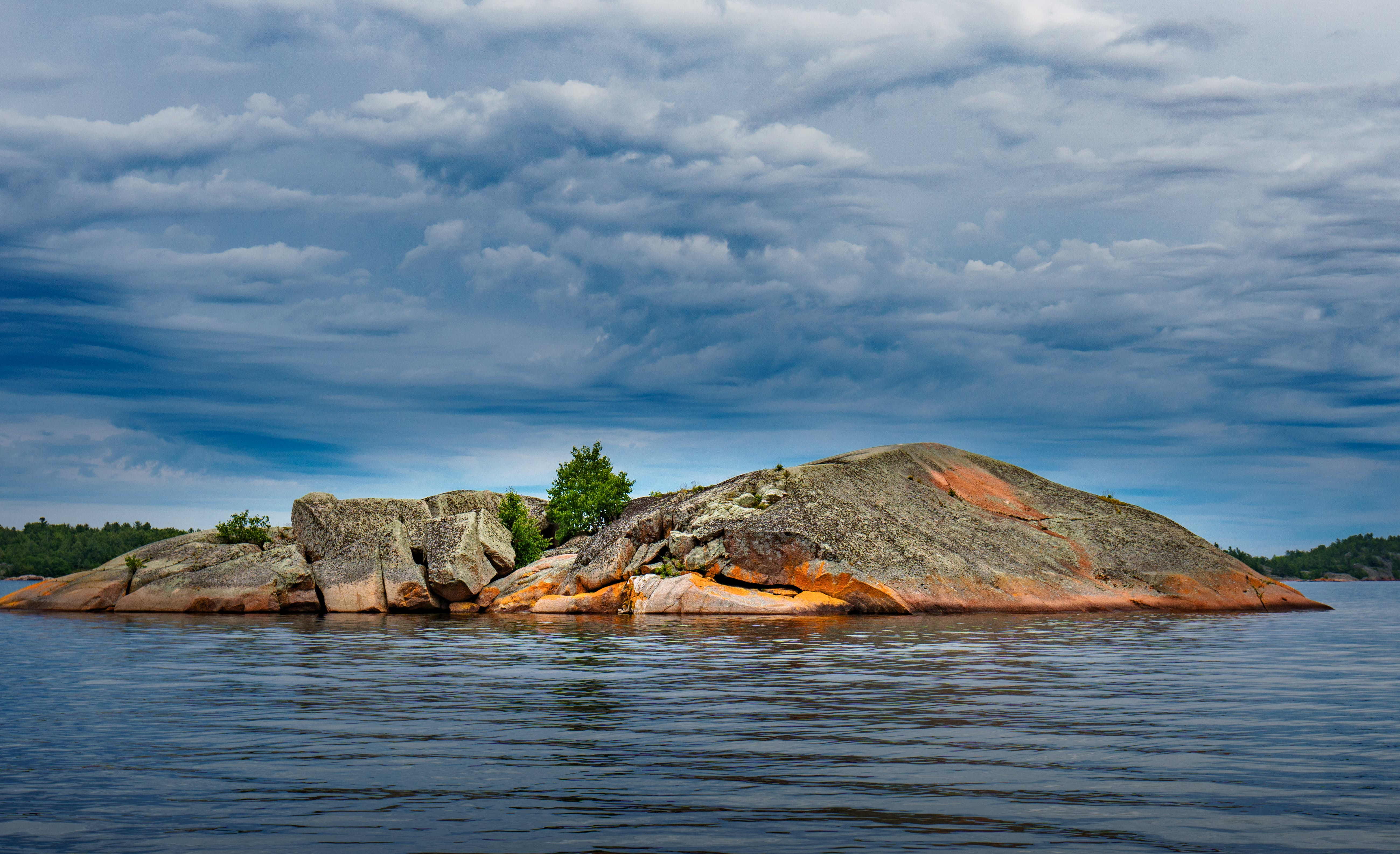 Free stock photo of island, red, rock