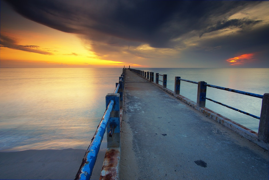 abandon, beach, calm
