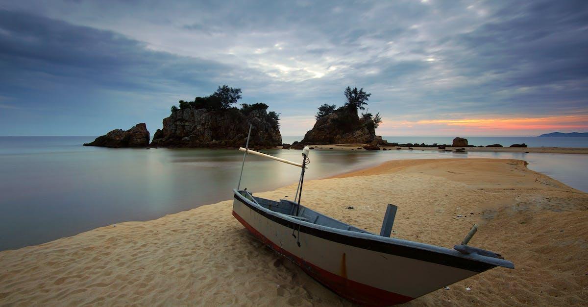 Free stock photo of beach, beautiful, boat