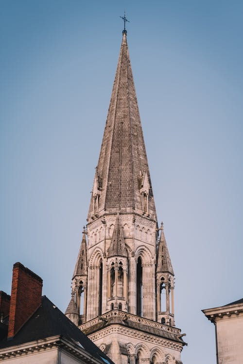 Concrete Steeple