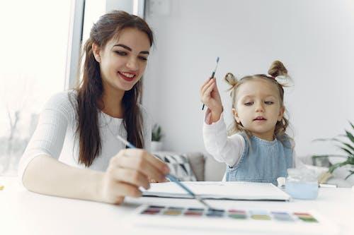 Kostnadsfri bild av ansiktsuttryck, barn, barndom, familj