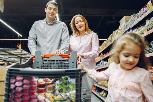Kostnadsfri bild av affär, avkomma, barn, bindning