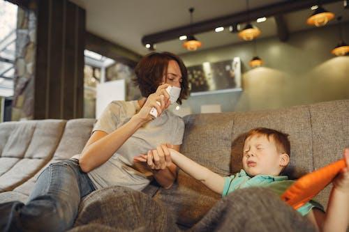 Imagine de stoc gratuită din a fi mamă, a sta acasa, aparat, apartament