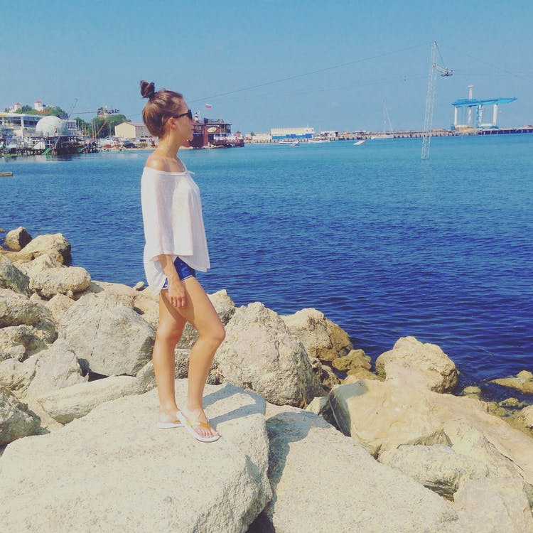 dovolená, moře, oceán
