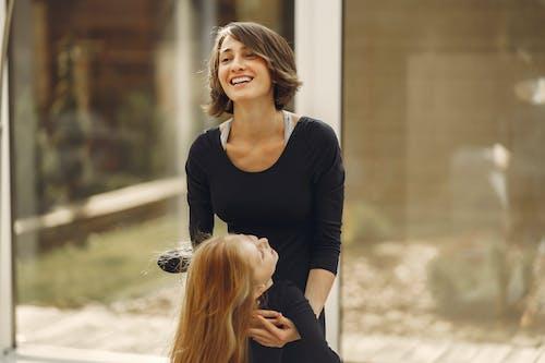 aktif, alımlı, anne, annelik içeren Ücretsiz stok fotoğraf