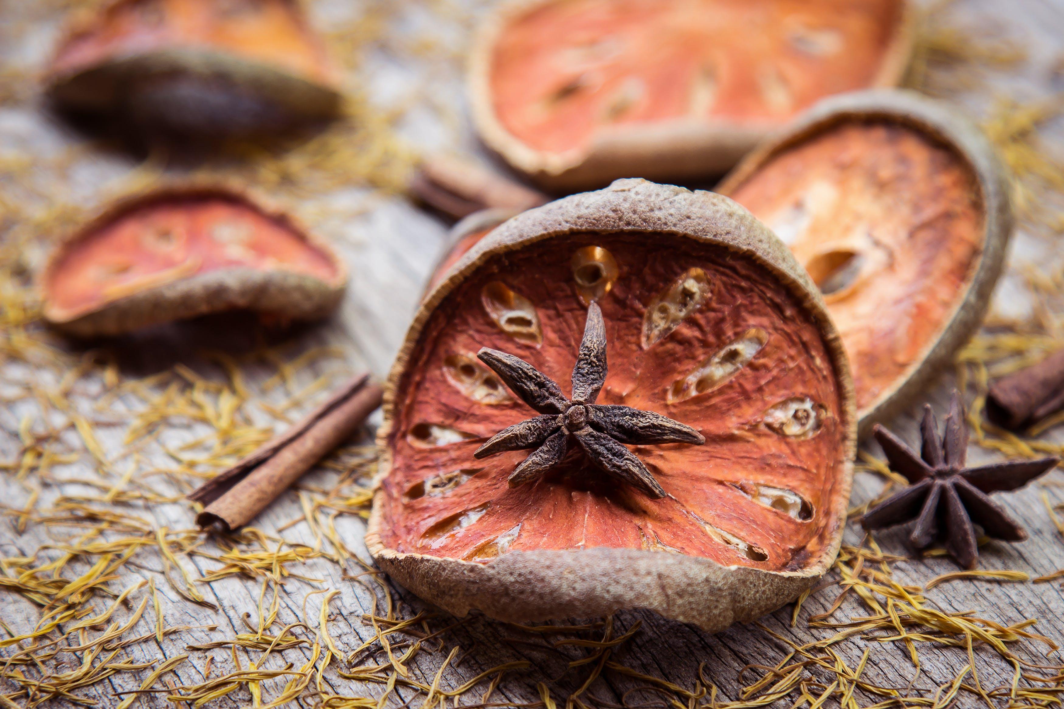 Kostenloses Stock Foto zu alternative medizin, aroma, blütenstaub, braun