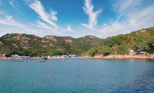 Základová fotografie zdarma na téma cestování, člun, dovolená, Hongkong