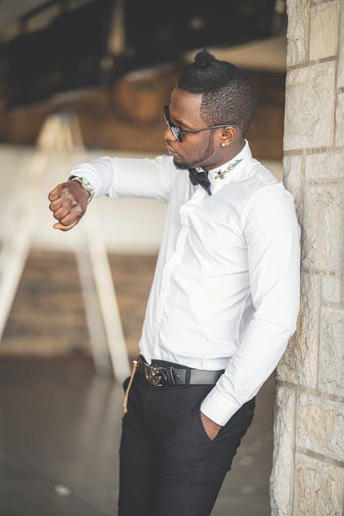 Fotos de stock gratuitas de desgaste, Gafas de sol, hombre, hombre afroamericano