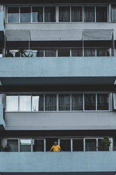 Free stock photo of person, building, glass, architecture