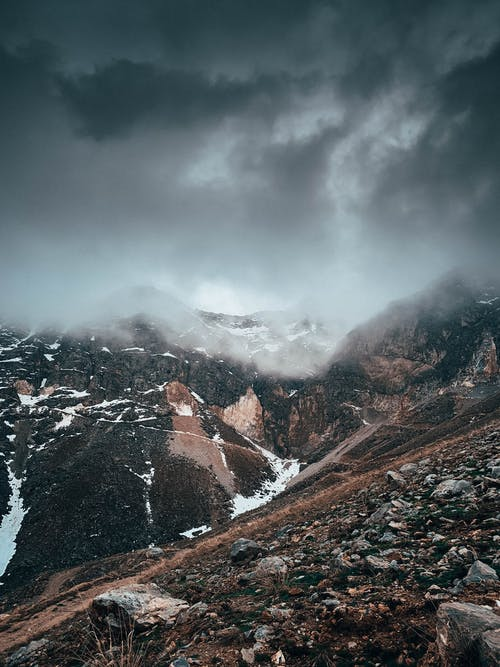 Gratis stockfoto met berg, buitenshuis, hoog, kou