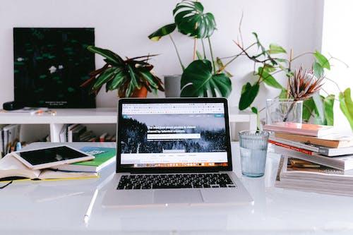 Imagine de stoc gratuită din acasă, birou, birou de acasă, computer